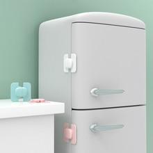 Multi-function safety lock Child Baby Infants Toddler Security Lock Refrigerator Fridge Drawer Door Cabinet Cupboard Lock