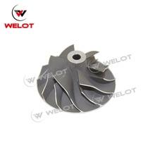 Casting-Compressor-Wheel Turbo for 708639-0002 WL3-0612