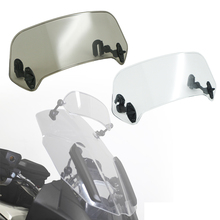 Windshield Wind-Deflector F800GS R1200gs-Adventure Spoiler-Extension Motorcycle BMW