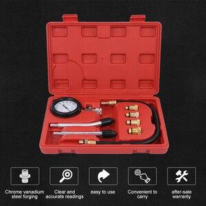 Image 5 - MRCARTOOL Engine Cylinder Pressure Gauge Compressor Tester Portable Gasoline Meter For Car Motorcycle Diagnostic Tool Kit