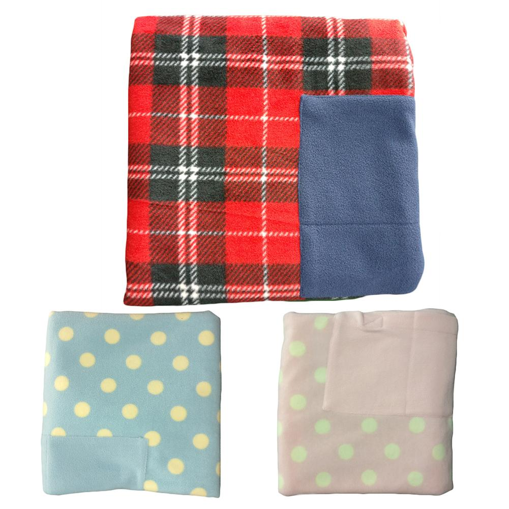 Hot 880x650mm Home USB Rechargeable Electric Heating Warm Softy Blanket Kneepad Home Office Supply With Pocketed