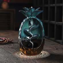 Курильница для благовоний в форме ананаса подставка ароматических