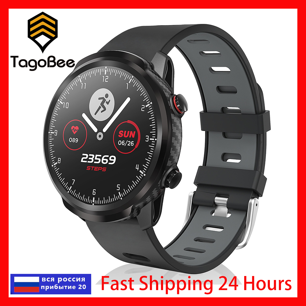 TagoBee L3 Full Touch Smart Watch Activity Trackers Men Women  Pedometer nbsp Heart Rate Sleep Monitor IP67 nbsp Waterproof iOS Android