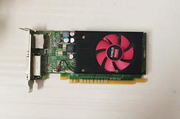 The Original AMD Radeon R5 340X 2GB Independent Graphics Card DP Interface Supports 4K Hd 60Hz