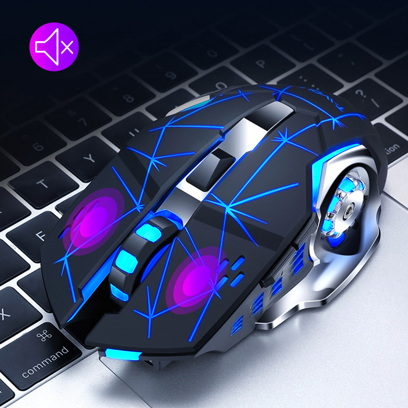 12000DPI RGB Mouse Color : Black SHANDIAN Mouse USB Mouse Cable Gaming Mouse