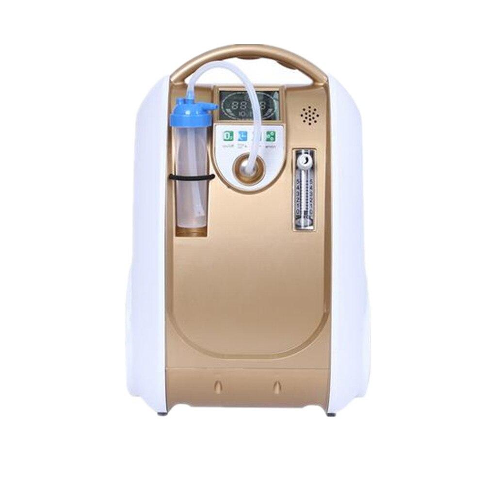 COXTOD 5L oczyszczacz powietrza dom przenośny koncentrator tlenu generator oczyszczanie powietrza maszyny koncentratory tlenu generatory