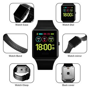 Image 5 - SKMEI Top Brand Men Digital Watch Sports Watches Blood Pressure Sleep Monitoring Clock Male Wristwatches Relogio Masculino 1526
