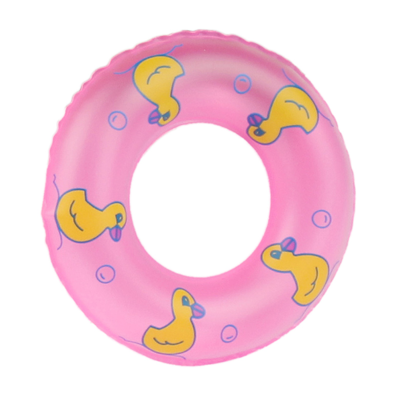 Cartoon Pattern Baby Floats Swim Pool Water Sports Inflatable Float Swimming Laps Rings Seat Boat Toys For Kids Boys Girls B