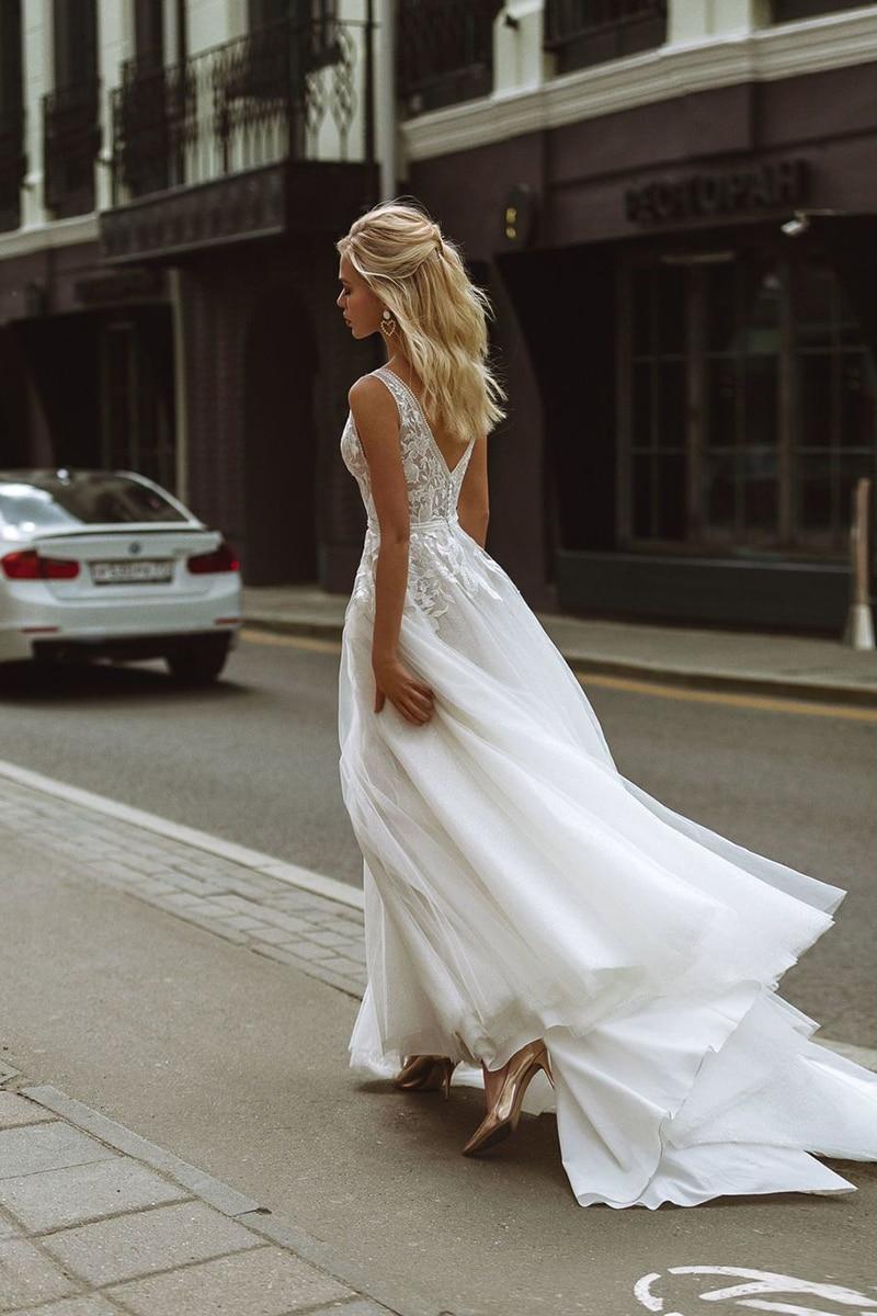 Eightale Boho Wedding Dresses  2