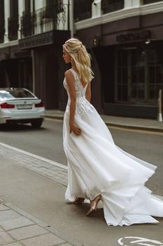 Robe pour Mariage Bohème Chic Amélia