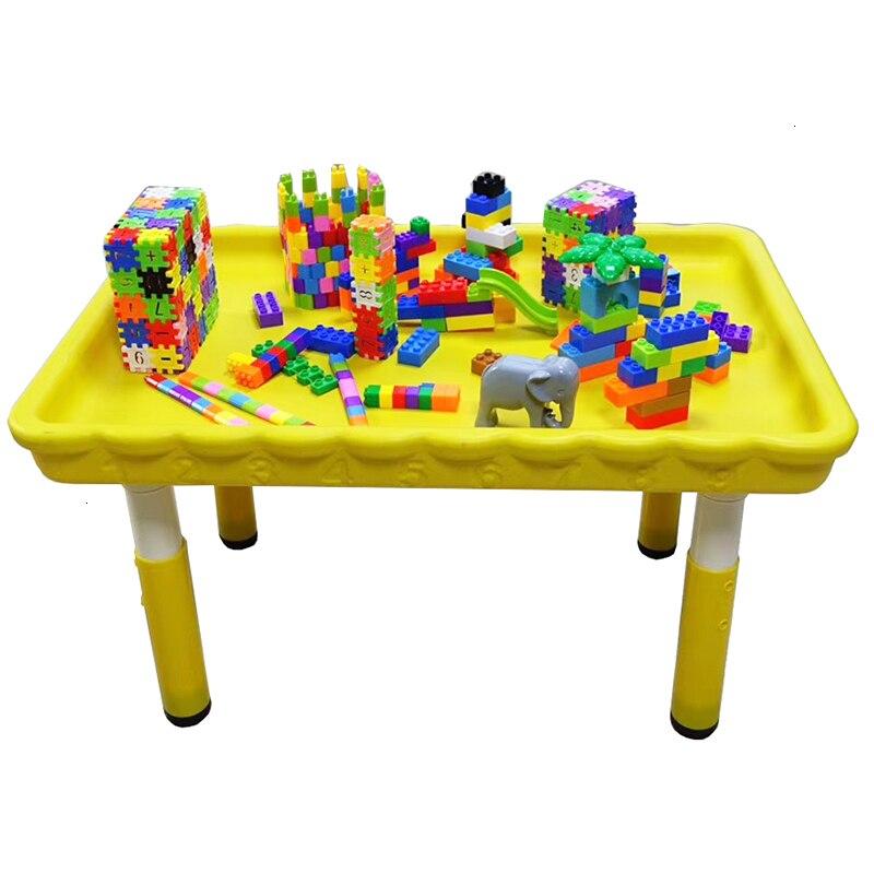 Mesa Infantiles Pour Pupitre Tavolo Bambini Mesinha Infantil Plastic Game Kindergarten Kinder Study For Bureau Enfant Kids Table