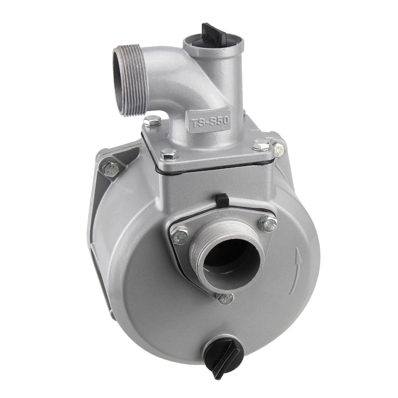 2 Inch Outlet Self-Priming Pump Body Assembly Fits For 168F 170F  Gasoline Or Diesel Engine