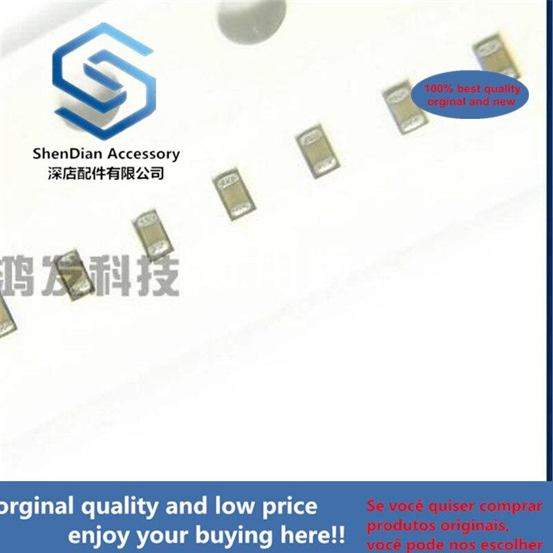 5pcs 100% Orginal New 0402 226M 6.3V SMD Ceramic Capacitor 1005 22UF ± 20% X5R