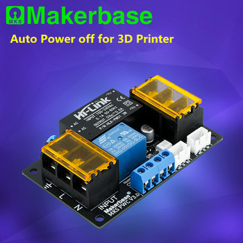 MKS PWC V3.0 auto off after printing end module power monitor 3D printer things 3d power-off automatic electricity - discount item  21% OFF Office Electronics
