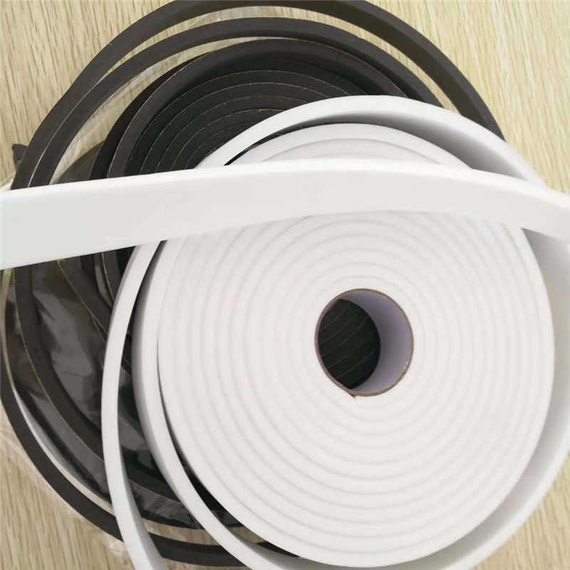 Self-adhesive Window Sealing Strip Car Door Noise Insulation Rubber Sealing Tape