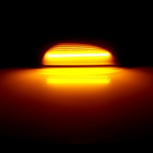 Image 5 - 2 قطعة Led ديناميكية الجانب ماركر ضوء متتابعة الوامض بدوره مصباح إشارة لأوبل موكا لأوبل موكا X ل شيفروليه تراكس