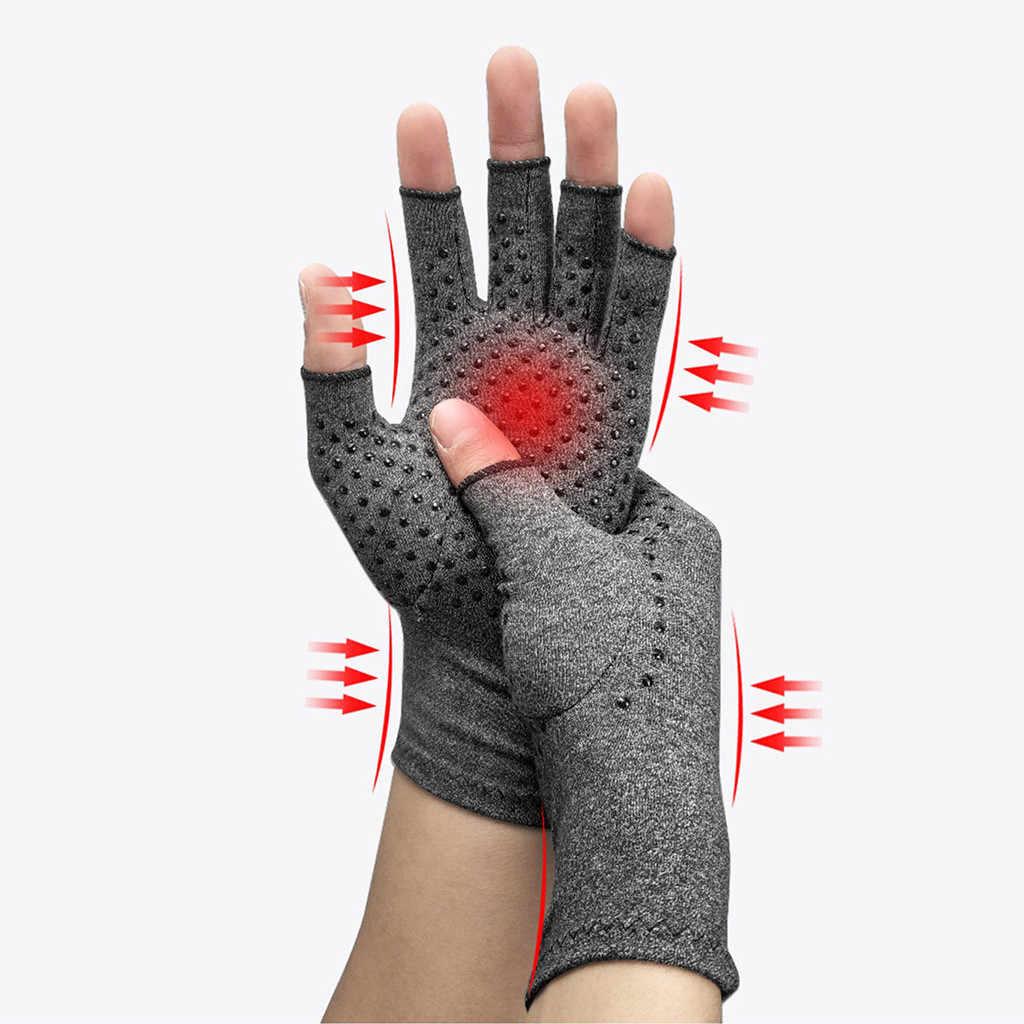 Osteoarthrit דלקת אנטי בריאות דחיסת טיפול כפפות שגרונית יד כאב שאר יד ספורט בטיחות כפפת נוח