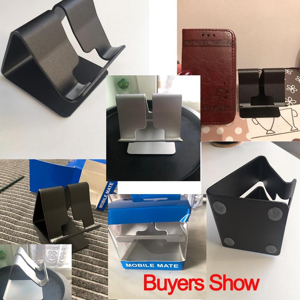 KISSCASE Aluminium metallstativhållare för iPhone XS Max XR XS X 8 - Reservdelar och tillbehör för mobiltelefoner - Foto 6