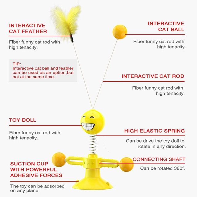 Interactive Playtime Kitten Toy  2