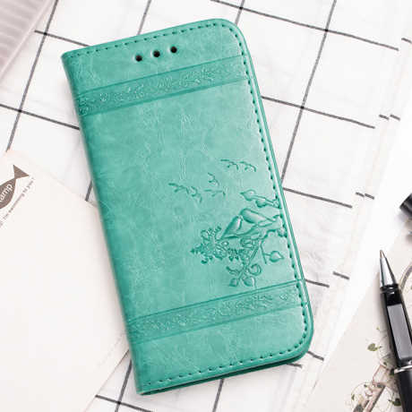 AMMYKI ホットハイエンド高級ツイル携帯電話バックカバーケース 5s フリップ pu レザー 5.0 「 huawei y3 2017 ケース