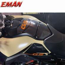 Stickers Protection-Paste F-800gs Fuel-Tank Carbon-Fiber Motorcycle