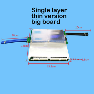 Image 2 - Smart Bluetooth 300A 200A 100A 70A Lithium Batterij Bescherming Boord Balans Bms Lipo Li Ion Lifepo4 Lto 10S 13S 14S 16S 20S 24S