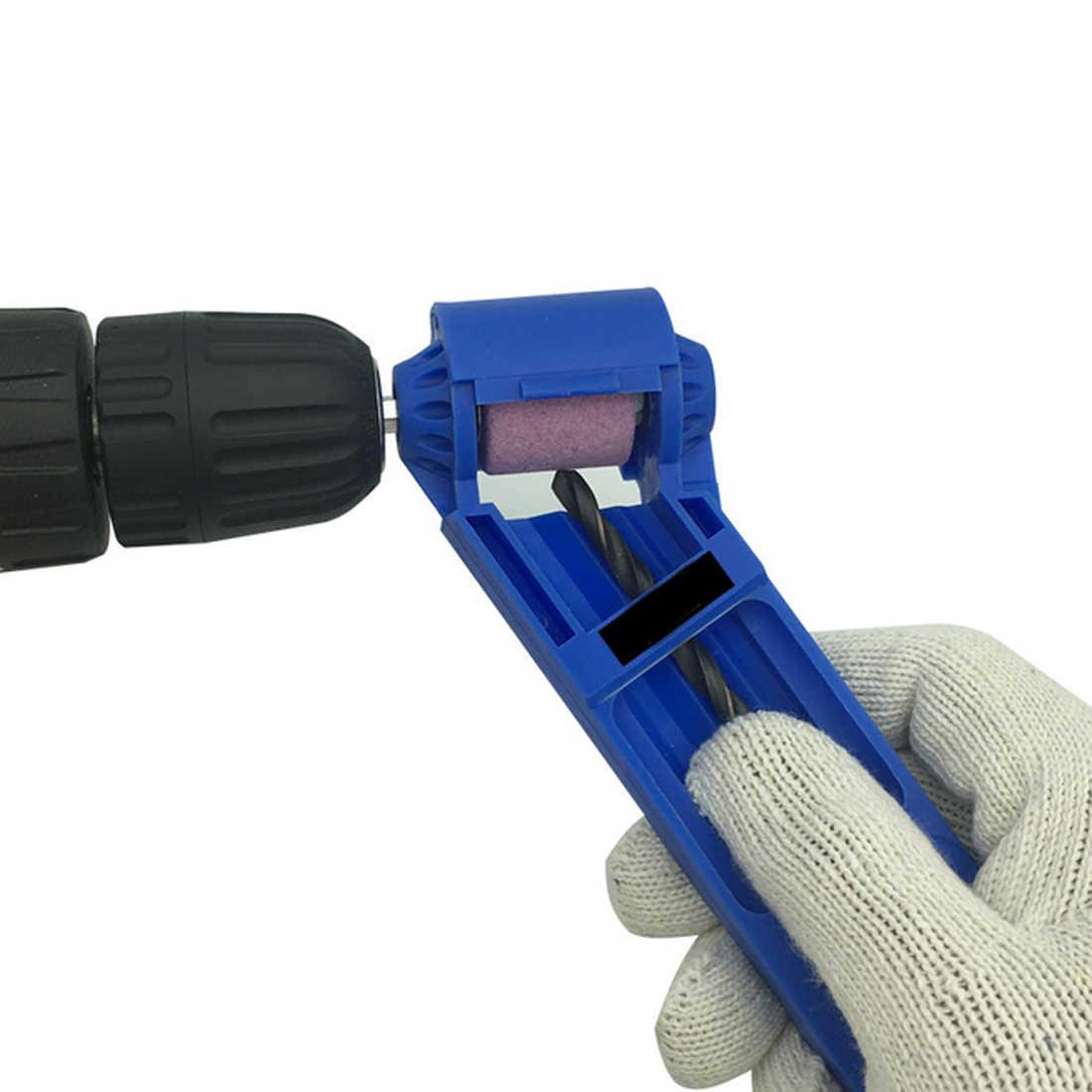כוח כלי 18.5cm נייד מקדח מחדד קורונדום גלגל שחיקה עבור מטחנות כלים עבור תרגיל מחדד
