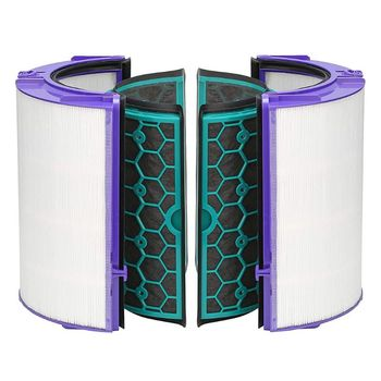 Air Purifier Filter Element Replacement for Dyson TP04/HP04/DP04/TP05/HP05 Sealed Two Stage 360 Degrees Filter System (HEPA Filt