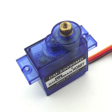 Metal Gears Rotation-Servo Continuous 360-Degree 1 for Robot 9g 1pcs/Lot DM-S0090MD-R