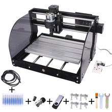 CNC Router 3018 Pro Max 15W 10W 5.5W PWM TTL Laser Engraving Machine GRBL ER11 Collect