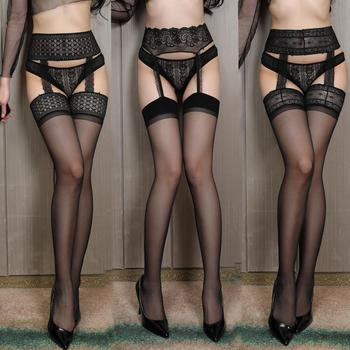 Garter Belt Stocking Set