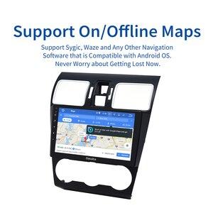 Image 5 - Dasaita Radio con GPS para coche, Radio con navegador, Android 10,0, 1 Din, estéreo, pantalla IPS de 9 pulgadas, MP3, MP4, AVI, SWC, para Subaru Forester, WRX XV, 2016, 2017