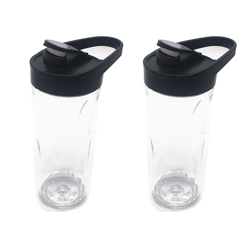 20Oz Sport Bottle Accessory Compatible For Oster MyBlend Blender (2),for BLSTP2 Juicer Cup Portable Cup Suitable For OSTER BLSTP