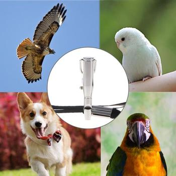 Silbato de entrenamiento de aves para perros y mascotas, flauta de entrenamiento ultrasónica para perros con correa, Control de ladridos con contador de balas para perros, suministros para Mascotas y Cachorros