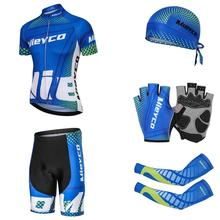 Mieyco Cycling Clothing Summer Mens Set 2019 Bike jersey MTB Maillot Ciclismo Bicycle Gloves Cycle Man Clothes