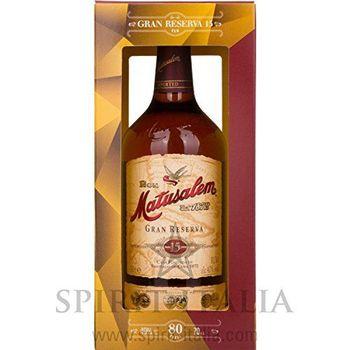 Ron Matusalem Gran Reserva Rum 15 Anos GB 40,00 % 0.7 l.