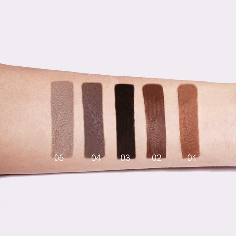 רוזלינד ג 'ל עבור גבות עיפרון צללים מברשת כלי ערכת ג שקוף מקצועי איפור קוסמטיקה צבע גבה קעקוע