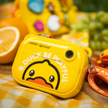 Toys Camera Polaroid Print Mini Yellow New And Can-Take-Pictures Duck Birthday-Gift Little