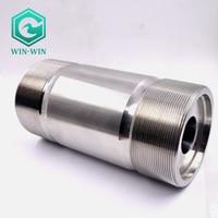 High pressure Cylinder Waterjet Hydraulic Cylinder 007038 3 Waterjet 60k Intensifier Pump Parts