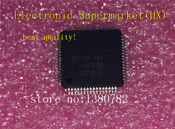 Free Shipping 10pcs/lots PIC16F1947-I/PT PIC16F1947 QFP-64 New original  IC In stock! free shipping 5pcs lots xc9572xl 10vqg64c xc9572xl xc9572 qfp 64 ic in stock