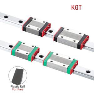 Linear-Rail-Slide Miniature 3d-Printer MGN12H 1000mm Carriage 400 800 KGT 500 600 900