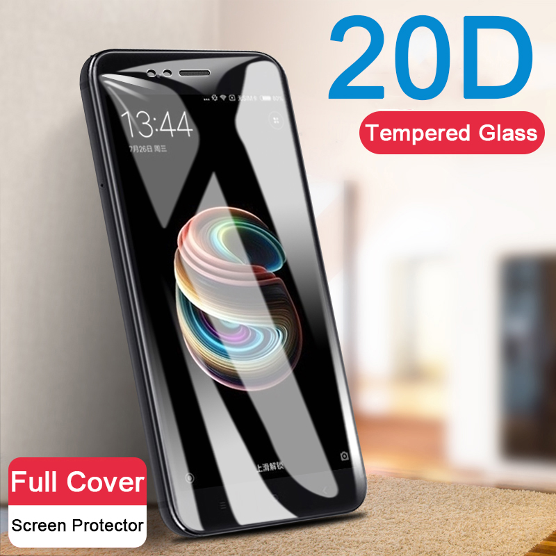 20D Tempered Glass For Xiaomi Mi 5X 5C 5S Plus Screen Protector On Mi5 5 X C S Mi5x Mi5c Mi5s Mi5splus 5splus Protective Film
