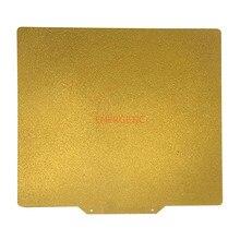 Energiek Nieuwe Gepoedercoat Pei (Een Zijde) lente Staalplaat + Magnetische Base Flexplate Systeem Voor 3D Printer Hot Bed