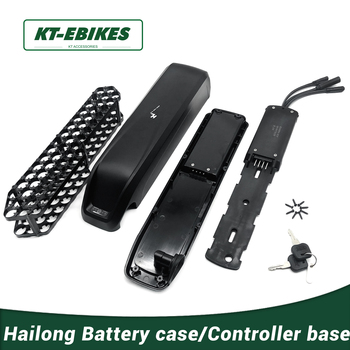 KT Ebike HL Battery Storage Box 36V 48V Controller HL Electric Bike e-bike 18650 Case Battery Lithium image