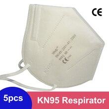 Face Mask KN95 Mask ffp2 Dustproof KN95 masks Filter Filtration Protective Anti Dust Mouth Mask mascarillas ffp2