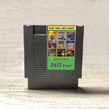 KY Technologie N8 Plus OS V 1,23 Die Neueste 1000 in 1 N8 Remix Spiel Karte Für NES 8 bit Video Spiel Konsole Spiel Patrone
