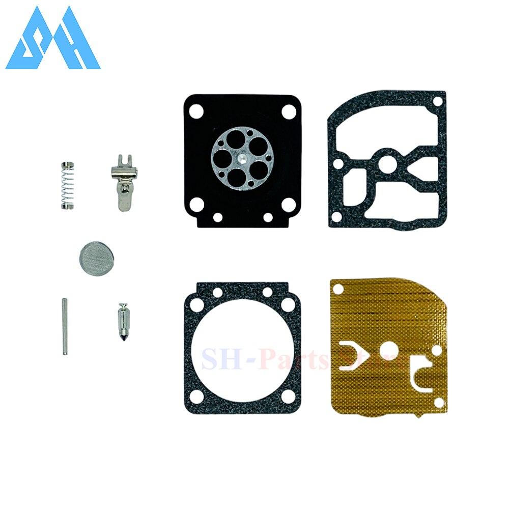 Купить комплект для ремонта прокладки карбюратора цепной пилы комплект