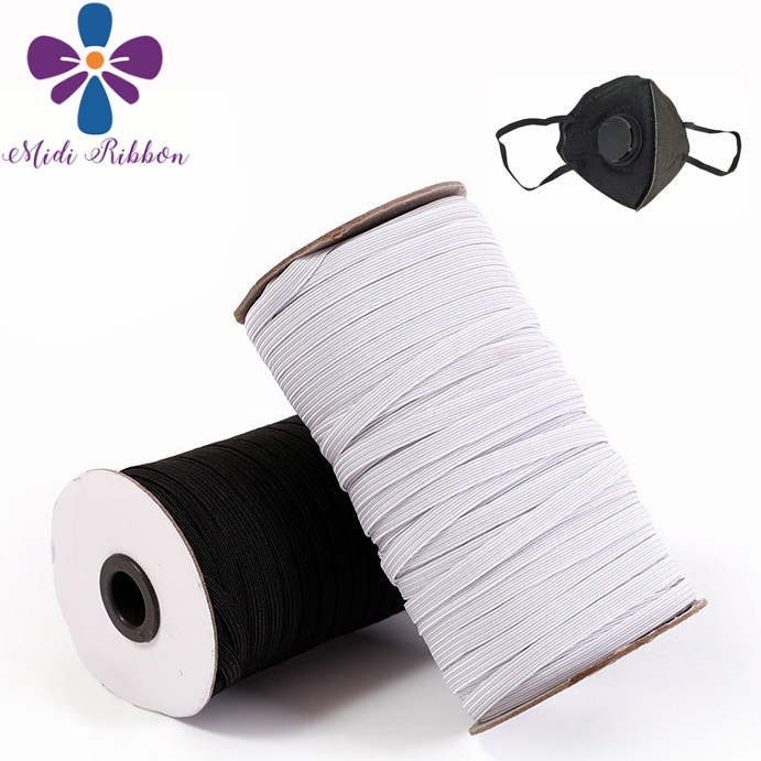 Black or White available **SEE DESCRIPTION** Elastic Stretchy 1//4/""