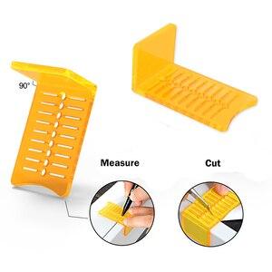Image 3 - FOSHIO Kit di strumenti per avvolgimento in vinile in fibra di carbonio accessori per auto tinta per vetri involucro morbido raschietto PPF tergipavimento pulito pala per acqua coltello