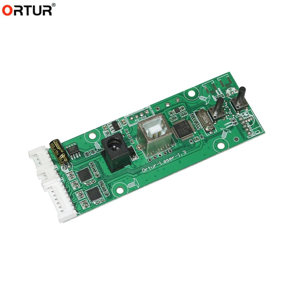 Latest Version 7/15/20W Ortur Laser Master/Ortur Laser Master 2 Motherboard Control Board Most Advanced 32 Bits Motherboard